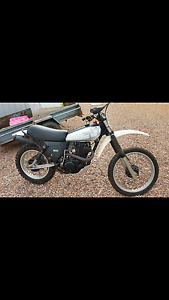 1980 yamaha tt500 Whyalla Whyalla Area Preview