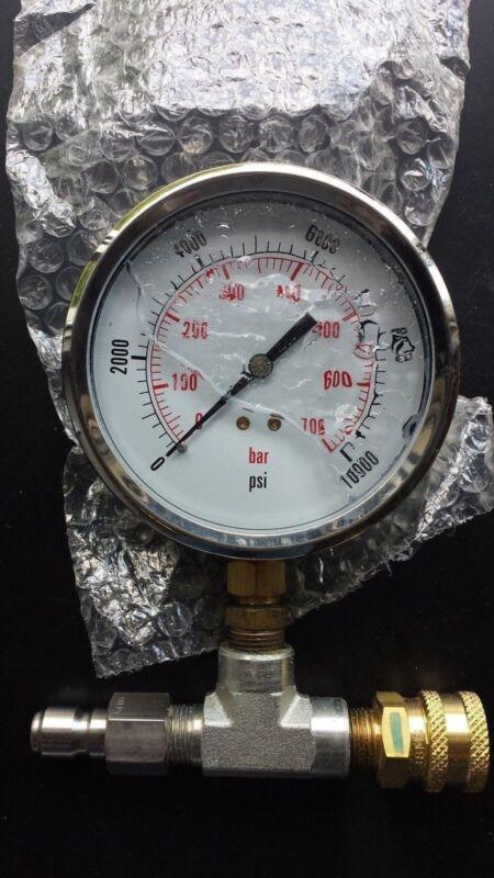Mi-T-M Pressure Washer Test Guage Kit 852-0155 8520155