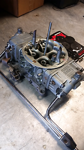 Holley 850 dp race carb Morley Bayswater Area Preview