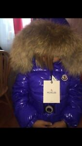 Kids Moncler 6-7 yrs replica