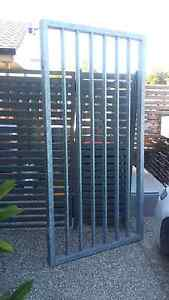 Galvanized Steel Gate Cleveland Redland Area Preview