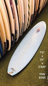 Mini Mal Surfboards 7'2, 7'4 and 7'8