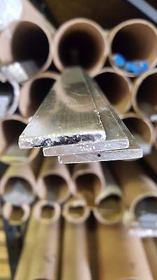 18 X 2 Aluminum 6061 Flat Bar Mill Stock X 48 Long