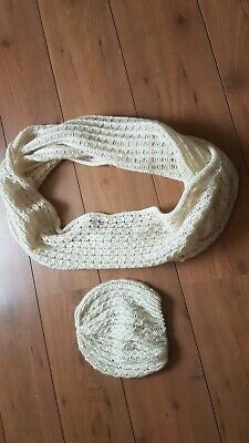 H&M Snood scarf And Hat Set for sale  Oldbury