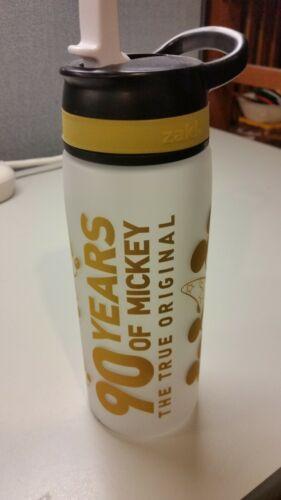 Disney Zak! Water Bottle 90 Years of Mickey