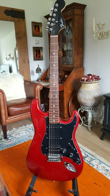 Fender Squire 20th Aniverssary American spec.