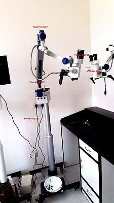 Ent Microscope With Video Camera Brand Kfw Medical Specialties K67