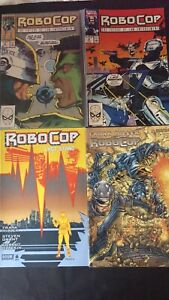 Lot robocop comic