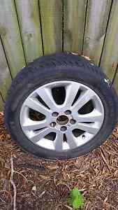Spare trailer wheels Padstow Bankstown Area Preview