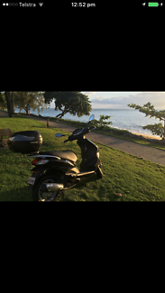 2016 Piaggio 150cc Fly ie, 2 seats, Rent or buy