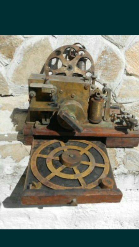 ANTIQUE SIEMENS AND HALSKE BERLIN MORSE ALTER TELEGRAPH KEY REGISTER MACHINE