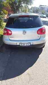MK5 vw golf 1.6l automatic long rego Punchbowl Canterbury Area Preview