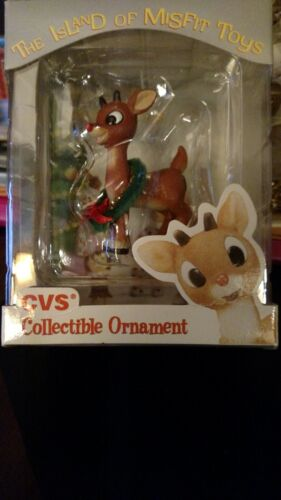 """1999 CVS The Island of Misfit Toys """"Rudolph"""" Red-Nosed Reindeer"""
