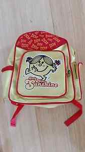 Little Miss Sunshine backpack Burswood Victoria Park Area Preview