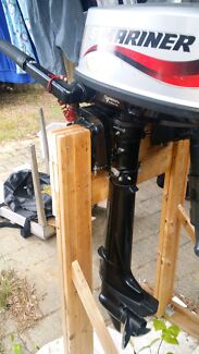 2009 Mariner 5hp outboard, good con, low hours Fremantle Fremantle Area Preview