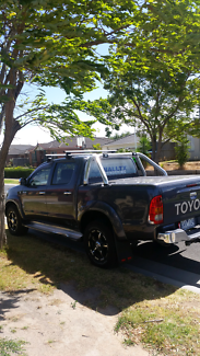 2010 Toyota Hilux SR5