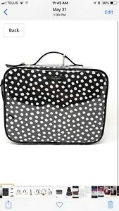 Authentic Kate Spade travel case - new