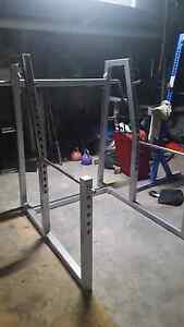 Full commercial squat rack. North Sydney North Sydney Area Preview