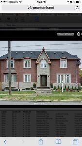 reduced !5 yrs new luxury 6Brms 5 parkings house $4700