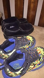 Boys size 10 runners/dress shoes