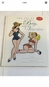 The Art of Betty and Veronica SIGNED EDITION