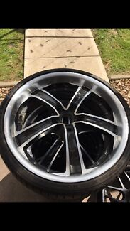 20 inch wheels  St Albans Park Geelong City Preview