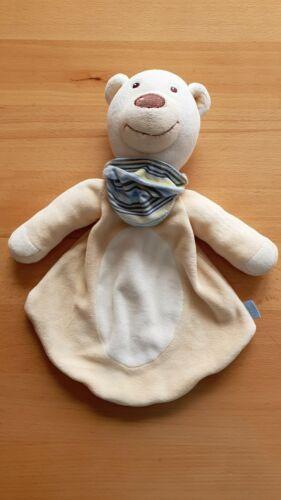 TCM Tchibo Carlo Bär Teddy Bear Teddybär Schmusetuch Schnuffeltuch Kuscheltuch