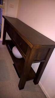 Timber Buffet Cabinet Blackburn North Whitehorse Area Preview