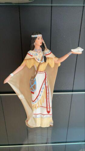 LENOX  Limited Edition Pocahontas The Legendary Princesses #3685