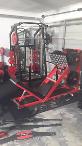 Gym gear replaces lonely neglected bike Berrinba Brisbane South West Preview