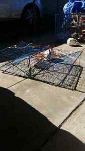 Rectangle Crab Nets Jesmond Newcastle Area Preview