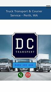 Truck Transport Courier Service Southern River Gosnells Area Preview