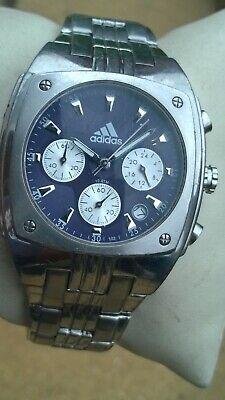 Adidas Mens Vintage Chrono Quartz Watch 10-5054