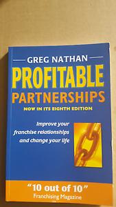 Book - Business - Profitable Partnerships - New Launceston Launceston Area Preview