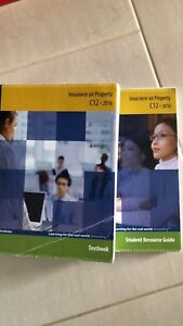 Selling Insurance books for C11, C12, C14, C111, C130.