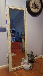 X3 AVAIL MIRROR LARGE BEAUTIFUL SHABBY CHIC BRAND NEW Eastwood Ryde Area Preview