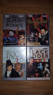 Blackadder Complete Series DVD Bundle