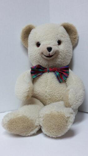 "Vintage Russ Berrie Snuggle Bear Plush 22"""