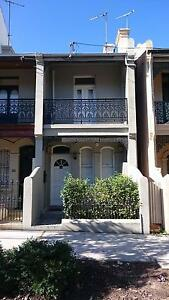 Large fully furnished master bedroom in classic Redfern Terrace Redfern Inner Sydney Preview