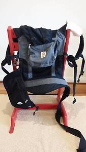Ergobaby Performance Carrier + Cargo Pack + Teething Pad Rozelle Leichhardt Area Preview