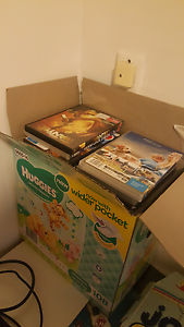 Box of dvds 20 bucks Point Arkwright Maroochydore Area Preview