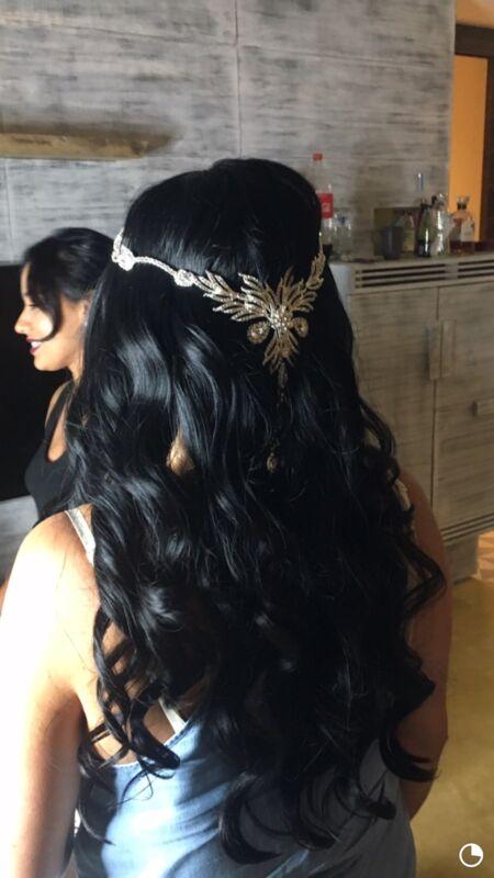 Swarovski Bridal Headpiece