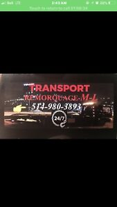 Towing local 65$ 514-980-3839