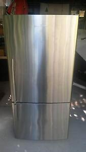 Stainless Steel Fridge/Freezer Diddillibah Maroochydore Area Preview