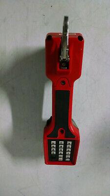 Harris Test Ts22l Ts-22l Amplified Speaker Data Lockout Linesmen
