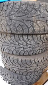 "Great Condition 16"" Winter Tires!"