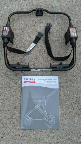 Britax B-Ready S842900 Infant Car Seat Adapter