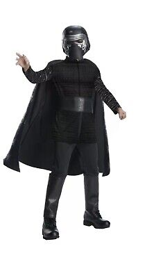 Star Wars The Last Jedi Kylo Ren Child Halloween Costume Medium Size 8-10