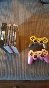 PlayStation 3 with games read ad!!!
