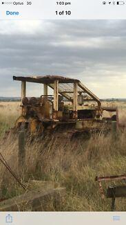 Catepillar D69U Bulldozer.  SOLD!!!! WAITING PICK UP
